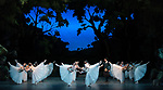 English National Ballet;<br /> La Sylphide;<br /> Isaac Hern&aacute;ndez;<br /> Artists of the company;