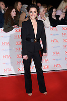 Vicky McLure<br /> arriving for the National Television Awards 2018 at the O2 Arena, Greenwich, London<br /> <br /> <br /> ©Ash Knotek  D3371  23/01/2018
