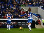Gerard, RCD Espanyol v Athletico Club Bilbao, Jornada 19 on 14 January 2018, RCDE Estadium, Barcelona. La Liga Santander 2018. Photo Martin Seras Lima
