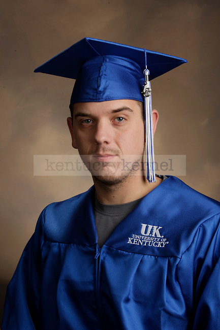 Godbey, Donald photographed during the Feb/Mar, 2013, Grad Salute in Lexington, Ky.