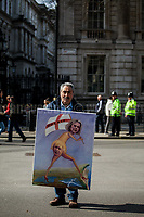 Prologue, Kaya Mar (Painter and political caricaturist - http://www.kayamarart.com/ ).<br />