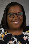 Teneshia Arnold, Assistant Director, Office of Student Involvement, Student Affairs, DePaul University, is pictured Feb. 26, 2019. (DePaul University/Jeff Carrion)