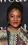 "Lynn Nottage attends the Broadway Opening Production of  ""Sweat"" at studio 54 Theatre on March 26, 2017 in New York City"