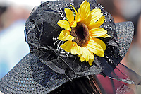 Scenes from around the track on Preakness Day on May 19, 2012 at Pimlico Race Course in Baltimore, Maryland  (Bob Mayberger/Eclipse Sportswire)