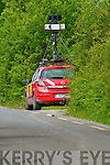 Google Maps: The Google Maps  camera photographed  near the Six Crosses, Listowel on Thursday last.