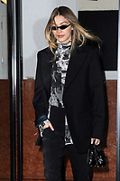 www.acepixs.com<br /> February 8, 2018 New York City<br /> <br /> Gigi Hadid was seen on February 8, 2018 in New York City.<br /> <br /> Credit: Kristin Callahan/ACE Pictures<br /> <br /> <br /> Tel: (646) 769 0430<br /> e-mail: info@acepixs.com