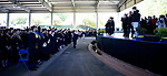 Members of the Western Nevada Musical Theater Company perform at the 2019 Commencement of Western Nevada College, in Carson City, Nev., on Monday, May 20, 2019. <br /> Photo by Cathleen Allison/Nevada Momentum
