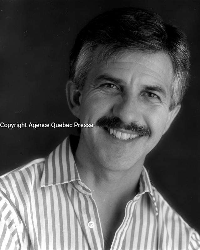 Richard Coursol<br /> <br /> <br /> <br /> PHOTO :   Agence Quebec Presse