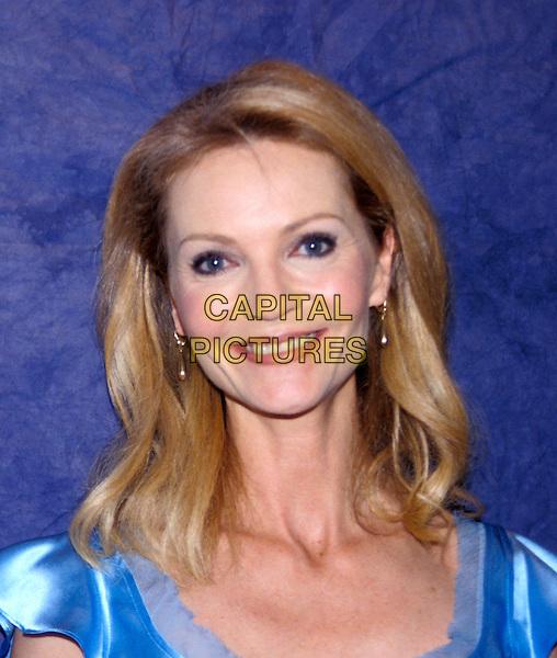 JOAN ALLEN.March 2005.headshot portrait dangling gold earrings  .www.capitalpictures.com.sales@capitalpictures.com.© Capital Pictures.
