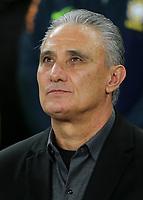 Brazil Manager, Tite, during Brazil vs Uruguay, International Friendly Match Football at the Emirates Stadium on 16th November 2018