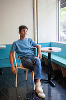 Andr&eacute; Saraiva's new Cafe Henri in Chinatown. <br /> <br /> Danny Ghitis for The New York Times