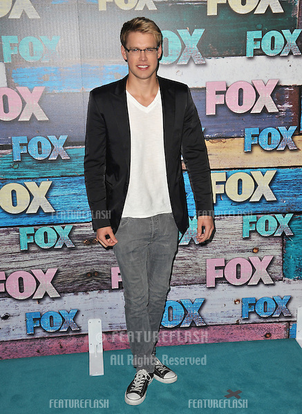 Glee star Chord Overstreet at the Fox Summer 2012 All-Star Party in West Hollywood..July 24, 2012  Los Angeles, CA.Picture: Paul Smith / Featureflash