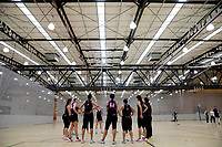 Silver Ferns Training 170918