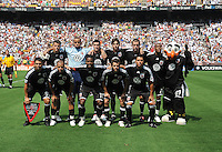 DC United Starting XI. Real Madrid defeated DC United 3-0 at FedEx Field, Sunday August 9, 2009 in an International Friendly.