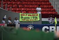 BRASÍLIA, DF, 16.06.2016 – FLUMINENSE-CORINTHIANS – Partida entre Fluminense e Corinthians, válida pela 8ª rodada do Campeonato Brasileiro 2016, no Estádio Nacional Mané Garrincha, na noite desta quinta-feira, 16. (Foto: Ricardo Botelho/Brazil Photo Press)