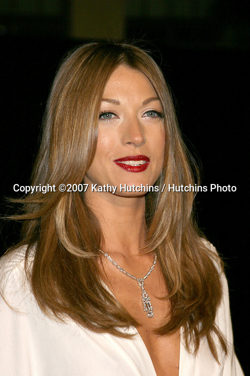 """Natalie Zea.""""Dirty Sexy Money"""" Premiere Party.Paramount Studios Theater.Los Angeles,  CA.September 23, 2007.©2007 Kathy Hutchins / Hutchins Photo...               ."""