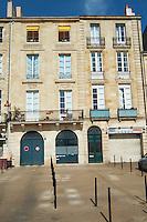 quai des chartrons bordeaux france