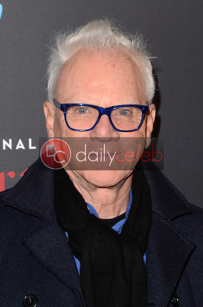 "Malcolm McDowell<br /> at the ""Mozart In The Jungle"" Special Screening and Concert, The Grove, Los Angeles, CA 12-01-16<br /> David Edwards/DailyCeleb.com 818-249-4998"
