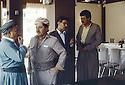 Irak 1991<br /> Dr. Mahmoud Osman, Massoud Barzani,Sami Abdul Rahman et Bruske Shawess<br /> Irakq 1991<br /> Dr. mahmud Osman, Massoud barzani, Sami Abdul Rahman and Bruske Shawess