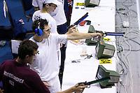 01 JUN 2008 - BUDAPEST, HUN - Jean Maxence Berrou (FRA)  - Modern Pentathlon World Championships. (PHOTO (C) NIGEL FARROW)