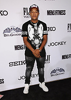 28 September  2017 - Beverly Hills, California - Kyle Massey. 2017 Men's Fitness Game Changers held at Club James of the Goldstein Private Residence in Beverly Hills. Photo Credit: Birdie Thompson/AdMedia