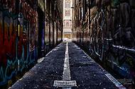 Image Ref: M152<br /> Location: Union Lane, Melbourne<br /> Date: 14th June 2014
