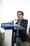 Jose Luis Martinez Almeida in the presentation of the Partido Popular program<br />  October 13, 2019. <br /> (ALTERPHOTOS/David Jar)