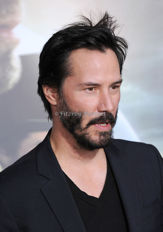 "Keanu Reeves at the Los Angeles Premiere of ""Cloud Atlas"" held at Grauman's  Chinese Theater October 24, 2012."
