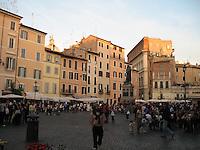 Campo di Fiore (Part 1) - Rome