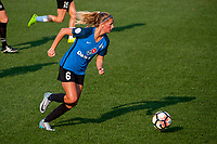 Kansas City, MO - Sunday September 3, 2017: Katie Bowen during a regular season National Women's Soccer League (NWSL) match between FC Kansas City and Sky Blue FC at Children's Mercy Victory Field.