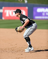 Andrew Vaughn - Chicago White Sox 2020 spring training (Bill Mitchell)
