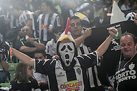 BELO HORIZONTE, MG, 30 MAIO 2013 - LIBERTADORES - ATLÉTICO MG X TIJUANA (MEX) - Torcida do Atlético Mineiro aguardando o início da partida contra o Tijuana (México), jogo valido pela partida de volta das quartas de final da Taça Libertadores da América no estádio Independencia em Belo Horizonte, na noite desta quinta-feira, 30. (FOTO: NEREU JR / BRAZIL PHOTO PRESS).