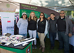 The Sierra Bags booth during the inaugural Bud and Brew Music Festival in Wingfield Park in downtown Reno on Saturday, Sept. 23, 2017.