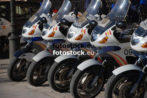 Police motorbikes<br /> <br /> Motocicletas de polic&iacute;a<br /> <br /> Polizeimotorr&auml;der<br /> <br /> 3900 x 2613 px