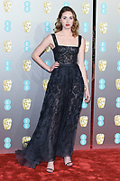 Guest<br /> arriving for the BAFTA Film Awards 2019 at the Royal Albert Hall, London<br /> <br /> ©Ash Knotek  D3478  10/02/2019