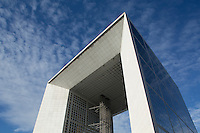 La Grande Arche, La Defense, Paris, France