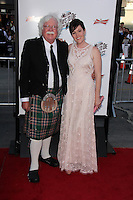 """Ron MacFarlane, Rachel McFarlane<br /> at the """"A Million Ways To Die In The West"""" World Premiere, Village Theater, Westwood, CA 05-15-14<br /> David Edwards/Dailyceleb.com 818-249-4998"""