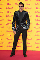 LONDON, UK. October 16, 2018: Dr.Ranj Singh arriving for the &quot;ITV Palooza!&quot; at the Royal Festival Hall, London.<br /> Picture: Steve Vas/Featureflash