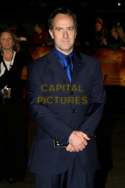 ANGUS DEATON.At The Goal Film Premiere held at the Odeon Cinema,.Leicestre Square,.London, 15th September 2005.half length navy suit .Ref: AH.www.capitalpictures.com.sales@capitalpictures.com.© Capital Pictures.