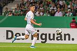 10.08.2019, wohninvest Weserstadion, Bremen, GER, DFB-Pokal, 1. Runde, SV Atlas Delmenhorst vs SV Werder Bremen<br /> <br /> DFB REGULATIONS PROHIBIT ANY USE OF PHOTOGRAPHS AS IMAGE SEQUENCES AND/OR QUASI-VIDEO.<br /> <br /> im Bild / picture shows<br /> Milot Rashica (Werder Bremen #07)<br /> <br /> Foto © nordphoto / Kokenge