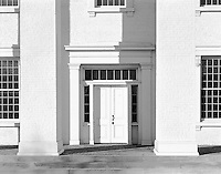 &quot;Front Door of the State Capitol Building&quot; Vandalia, Illinois<br />