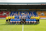 St Johnstone Photocall 2013-14