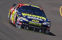 Apr 19, 2007; Avondale, AZ, USA; Nascar Nextel Cup Series driver Casey Mears (25) during practice for the Subway Fresh Fit 500 at Phoenix International Raceway. Mandatory Credit: Mark J. Rebilas