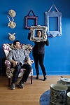 Maria Churchill and Kevin McCarthy moved from the East Village to Hastings-on-Hudson about eight months ago to start their housewares store Maisonette. ..Danny Ghitis for The New York Times