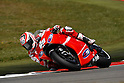 June 26, 2010 - Assen, Holland - American rider Nicky Hayden powers his bike during the Dutch Grand Prix at Assen, Holland, on June 26, 2010. (Photo Andrew Northcott/Nippon News).