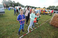 ALGEMEEN: JOURE: Nutsbaan, 30 juli 2016, 31e Ballonfeesten Joure, ©foto Martin de Jong
