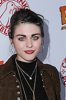HOLLYWOOD, CA - OCTOBER 18: Frances Bean Cobain attends the launch party for Cassandra Peterson's new book 'Elvira, Mistress Of The Dark' at the Hollywood Roosevelt Hotel on October 18, 2016 in Hollywood, California. (Credit: Parisa Afsahi/MediaPunch).