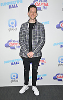 Sigala (Bruce Fielder) at the Capital FM Summertime Ball 2019, Wembley Stadium, Wembley, London, England, UK, on Saturday 08th June 2019.<br /> CAP/CAN<br /> ©CAN/Capital Pictures