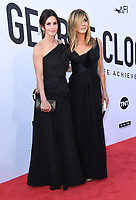07 June 2018 - Hollywood, California - Courtney Cox, Jennifer Aniston . American Film Institute' s 46th Life Achievement Award Gala Tribute to George Clooney held at Dolby Theater.  <br /> CAP/ADM/BT<br /> &copy;BT/ADM/Capital Pictures