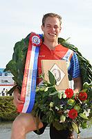 FIERLJEPPEN/POLSTOKVERSPRINGEN: 26-08-2017 Jaarsveld, Nederlands kampioenschap, ©foto Martin de Jong